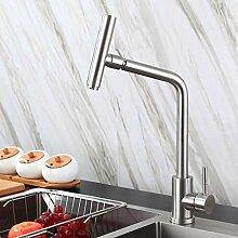 Wasserhahn Tap Küchenarmatur warm und kalt