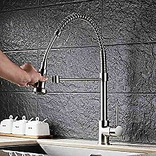 Wasserhahn tragbare Küchenarmatur 360 rotierenden