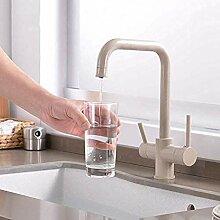 Wasserhahn Trinkwasser-Küchenarmatur Spüle