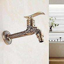 Wasserhahn Vintage Artistic Wäscherei Badezimmer