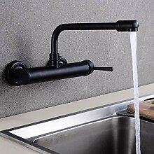 Wasserhahn Wand Küchenarmatur Bad Waschbecken