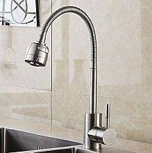 Wasserhahn Waschbecken 304 Edelstahl Küche