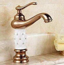 Wasserhahn Waschbecken Badezimmerbassinhahn