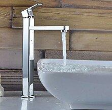 Wasserhahn Waschbecken Einzelkaltwasserhahn Über