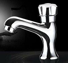 Wasserhahn Waschbecken Einzelner Kalter Beckenhahn