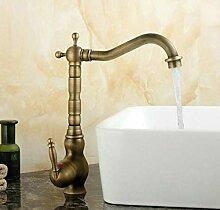 Wasserhahn Waschbecken Küchenarmatur 360 Swivel