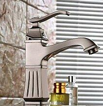Wasserhahn Waschbecken Messing Herausziehen