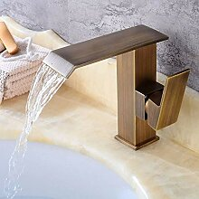 Wasserhahn Waschbecken Mischbatterie Bad