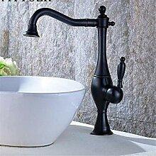 Wasserhahn Waschbecken Mixer Einhand Drehbarer Bad