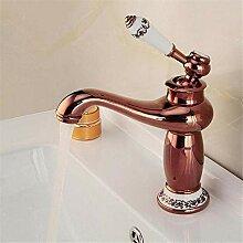 Wasserhahn Waschbecken Mixerantique Bronze Finish
