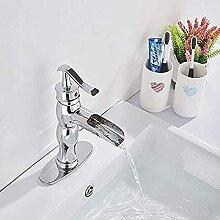 Wasserhahn Waschbecken Wasserhahn Chrom mit