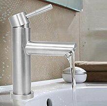 Wasserhahn,Waschbecken Wasserhahn Edelstahl 304