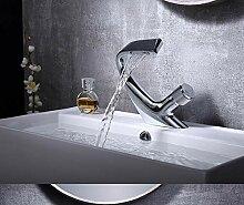 Wasserhahn Waschbecken Wasserhahn Kalt- Und