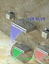 Wasserhahn Waschbecken Wasserhahn Mit Chrom-Finish