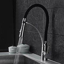 Wasserhahn Waschtischarmatur Gebürstete