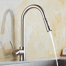 Wasserhahn Waschtischarmatur Küchenauszug