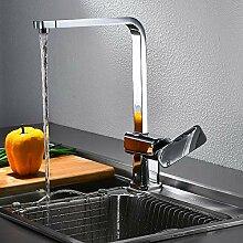 Wasserhahn Waschtischarmatur Kupfer Heißer Und