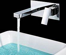 Wasserhahn Waschtischarmatur Verdeckte