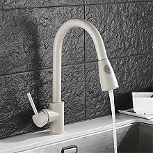 Wasserhahn Waschtischmischer Küchenarmatur Quarz