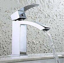 Wasserhahn Wasserfall Wasserhahn Waschbecken