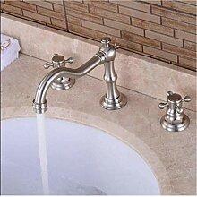 Wasserhahn Wasserhähne Luxus-Wasserhahn Mit Zwei