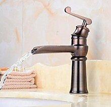 Wasserhahn Wasserhahn antike einfache Kupfer