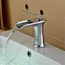 Wasserhahn Wasserhahn Kupfer Heißen Und Kalten