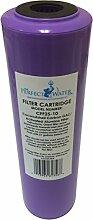 Wasserhahn Wasserhahn Master cff 25-10 Master Jr F2 Ersatz Wasserfilter aktiviertem Aluminiumoxid, Gac Fluorid, Weiß
