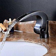 Wasserhahn,Wasserhahn Waschbecken Mischbatterie
