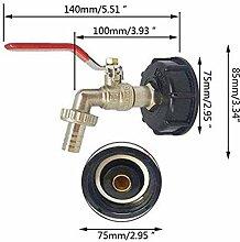Wasserhahn Wasserhahn Wassertank Abflussanschluss