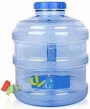 Wasserkanister, 11.3L Camping Wasserkanister Mit