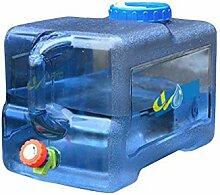 Wasserkanister, 22L Camping Wasserkanister Mit