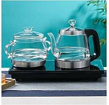Wasserkocher,1,5 Liter Wasserkocher Teekanne