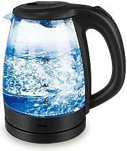 Wasserkocher 1.7l Akku-wasserkocher Glas 2200w