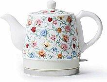 Wasserkocher Elektrische Keramik Teekanne 1350W