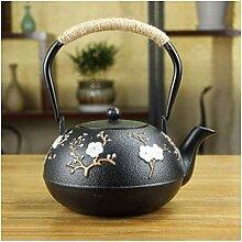 Wasserkocher Gusseisen Teekanne Gusseisen Teekanne