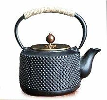 Wasserkocher Gusseisen Teekanne Gusseisen