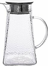 Wasserkocher Teekanne 1300ml Glas Wasserkocher mit