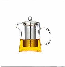 Wasserkocher Teekanne 900ml Glas Wasserkocher mit