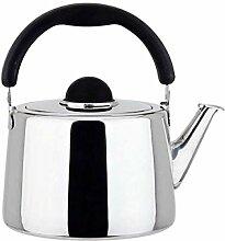 Wasserkocher Teekanne Edelstahl Teekanne