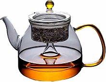 Wasserkocher Teekanne Große Kapazität Glas