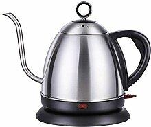 Wasserkocher,Teekanne mit langem Mund,automatische