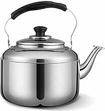 Wasserkocher Teekanne Pfeifende Teekanne Edelstahl