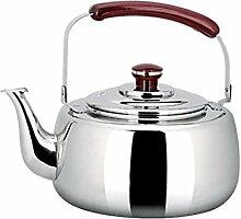 Wasserkocher Teekanne Teekessel Pfeifkessel 4