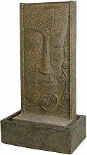 Wasserlauf Buddha Gesicht Steinguss / Angkor Watt