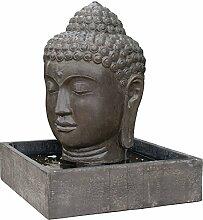 Wasserlauf Steinguss Buddha Kopf / Angkor Watt