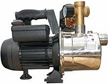 Wasserpumpe 4500 L/Std 1,1 kW 230V Druckschalter