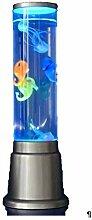 Wassersäulen Lampe, Wasserlampe, Dekolampe mit 3