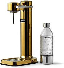 WASSERSPRUDLER , Gold , Metall , 15.3x41.4x25.8 cm