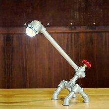 Wassertischlampe Mode kreative Persönlichkeit Wohnzimmerlampe Schlafzimmerlampe Studie Dekoration